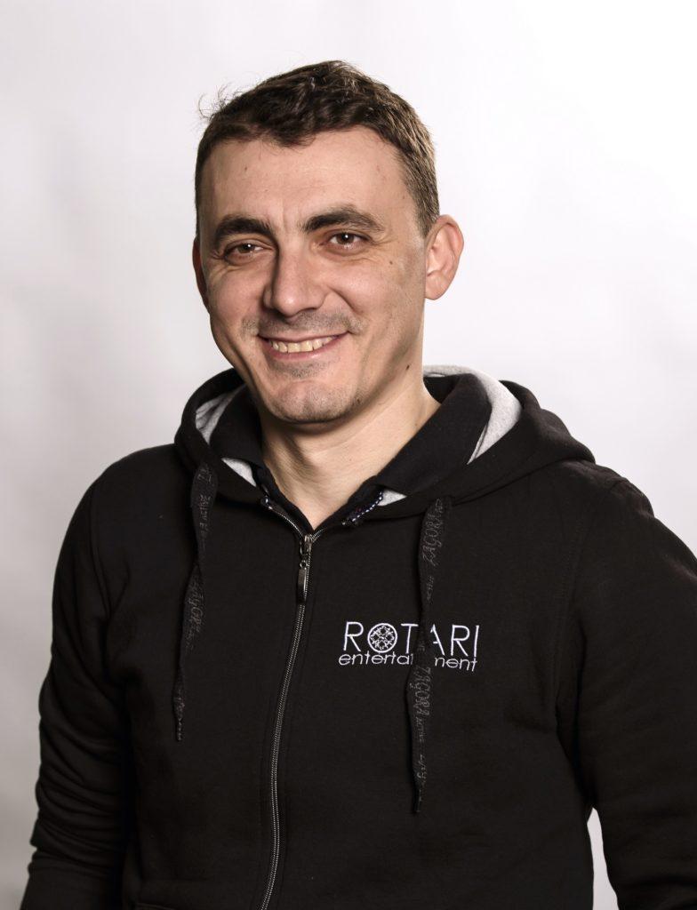 Ștefan Rotari de la Rotari Entertainment
