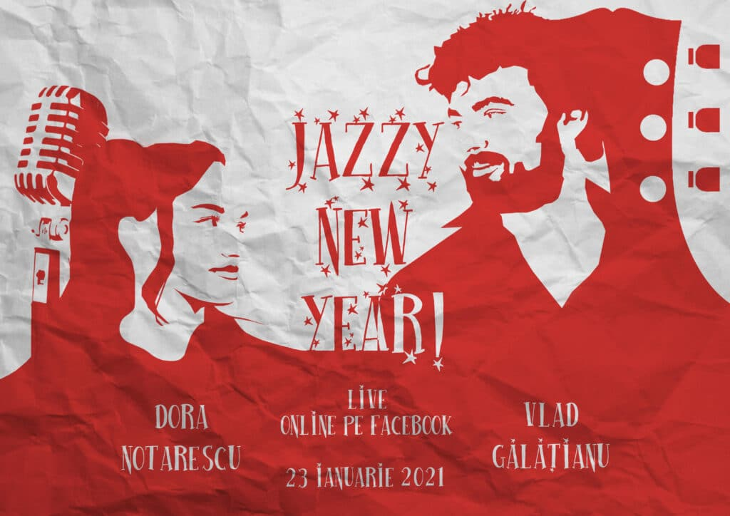 Afis Spectacol JAZZY NEW YEAR