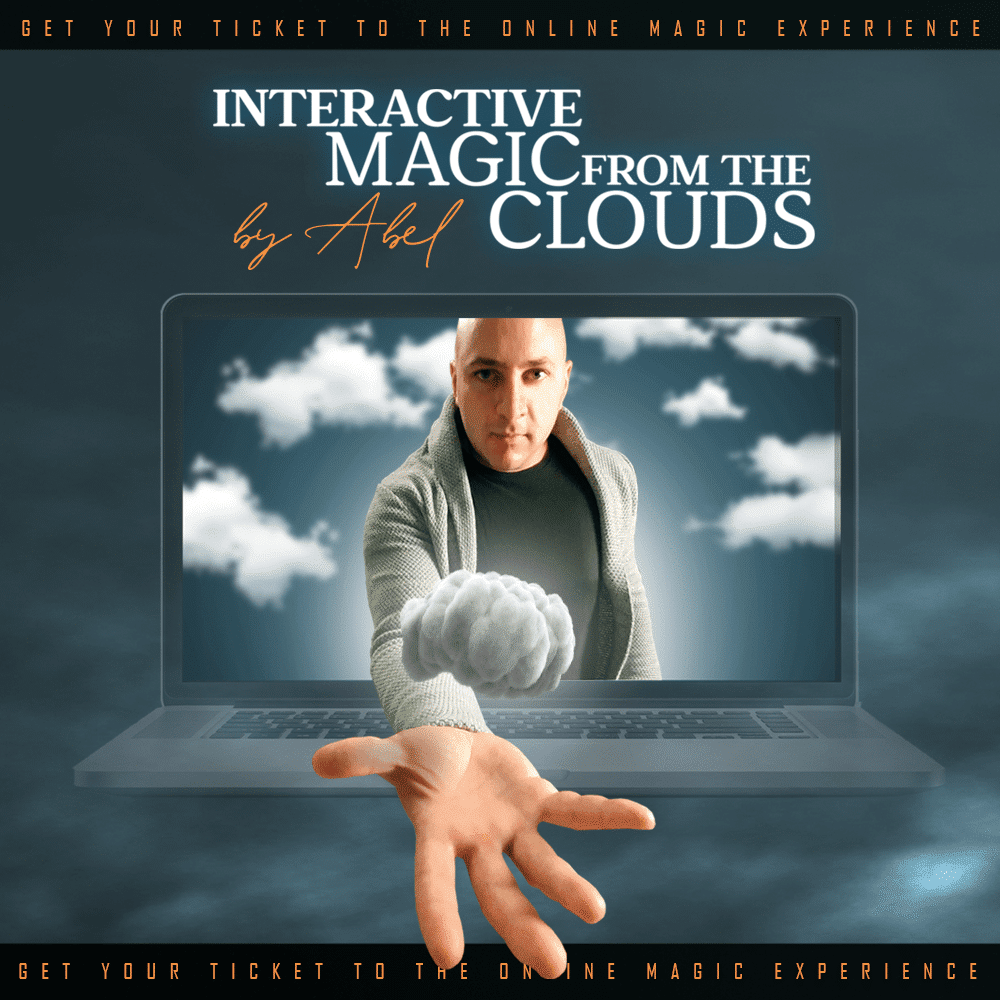 INTERACIVE MAGIC FROM THE CLOUDS