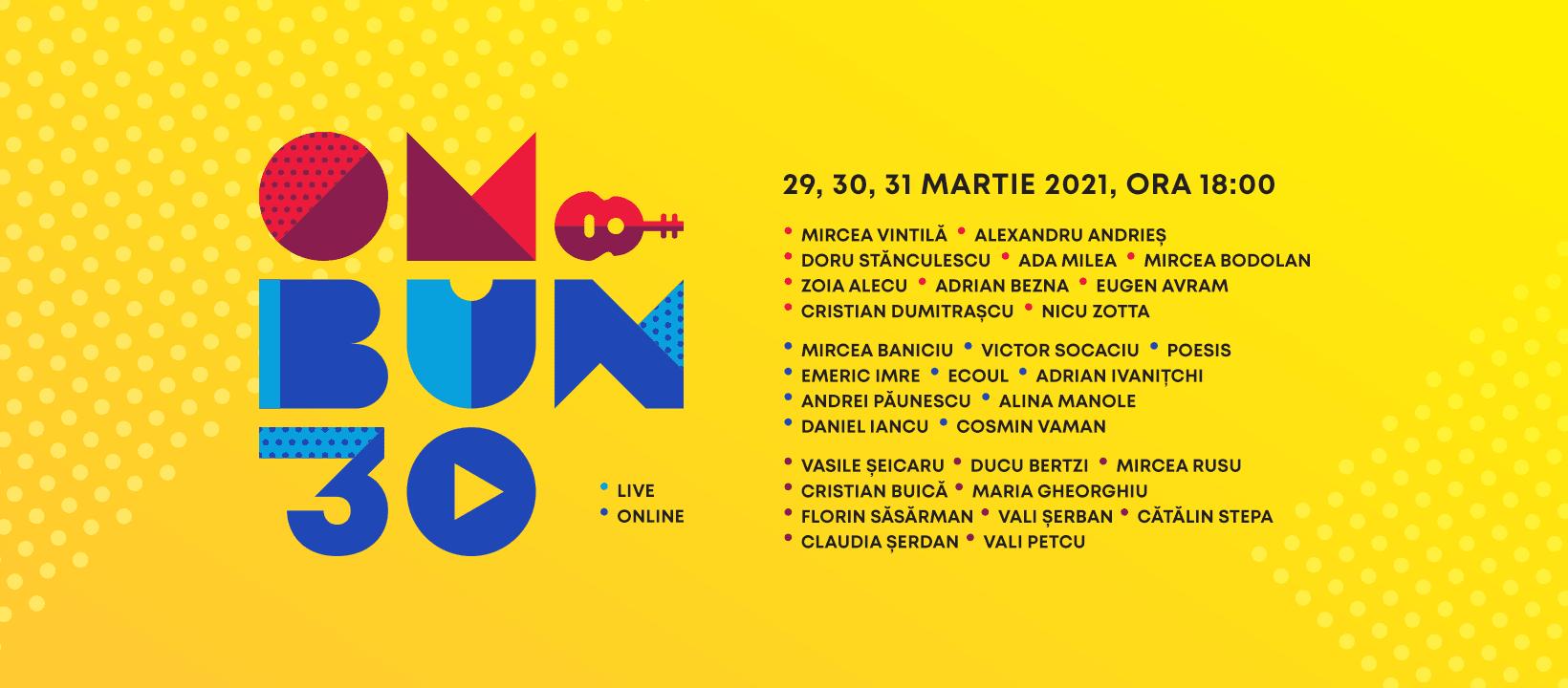 Festival OM BUN 30