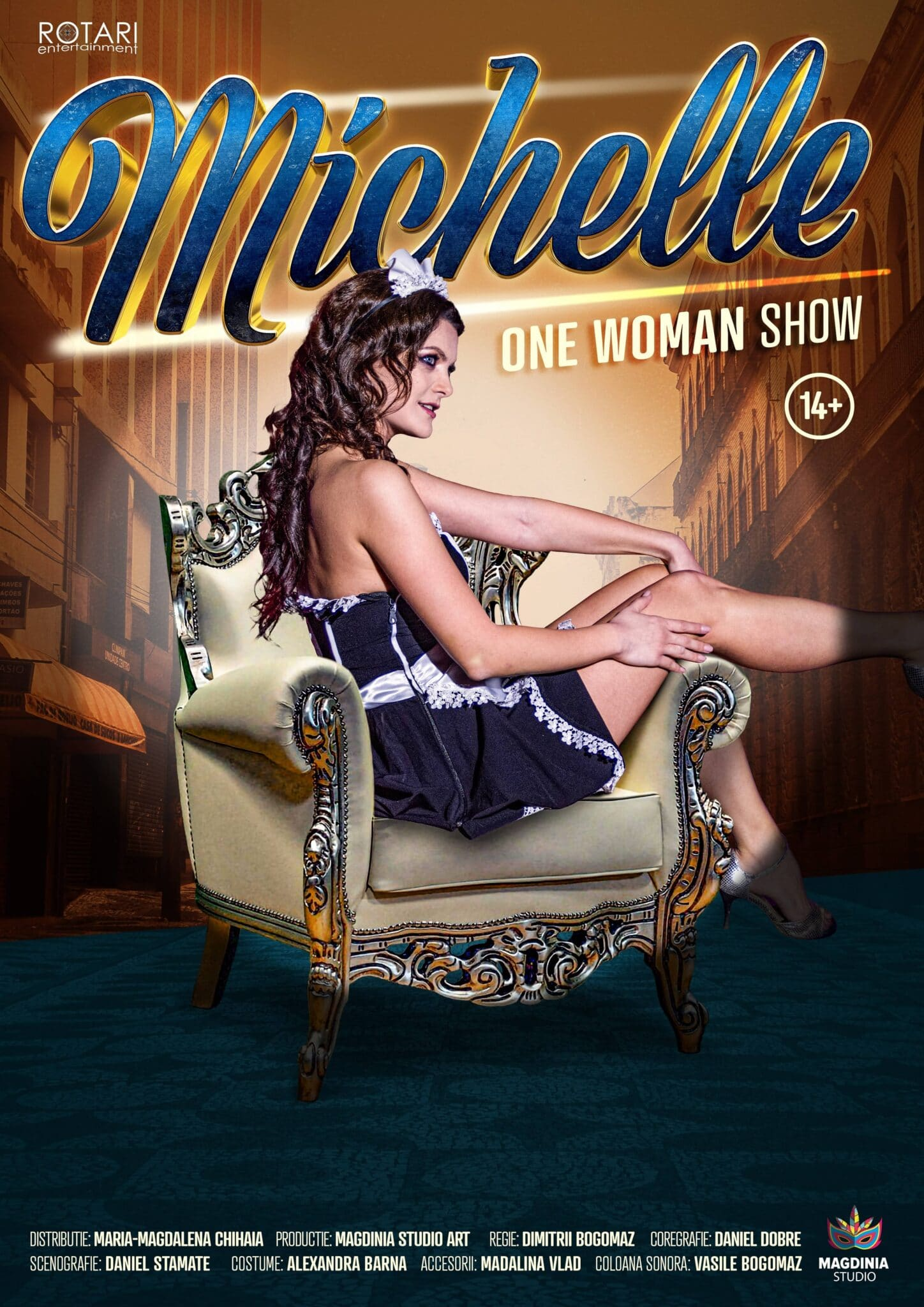 Michelle One Woman Show