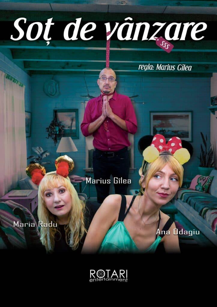 Soț De Vânzare Cu Maria Radu, Ana Odagiu și Marius Gîlea