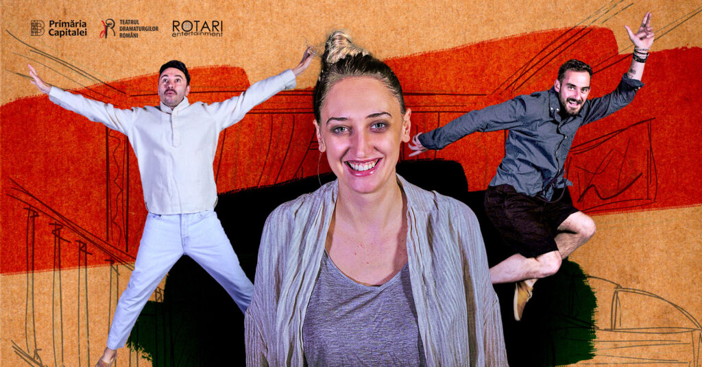 Piesa De Teatru Secretul Fericirii, Cu Ilona Brezoianu, Daniel Haralambie Si Conrad Mericoffer